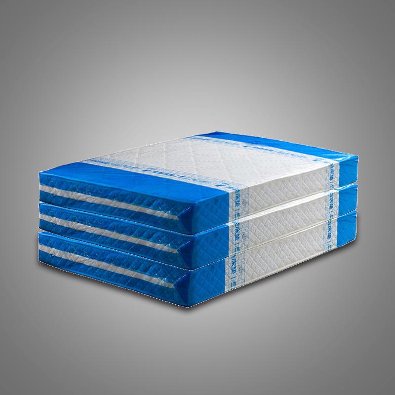 Printed mattress bag