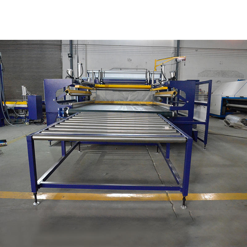 Automactic mattress film packing machine NG-51M