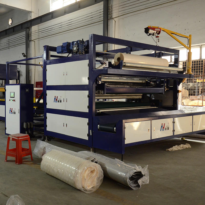 Full automatic fold roll compressor packing machine NG-22R
