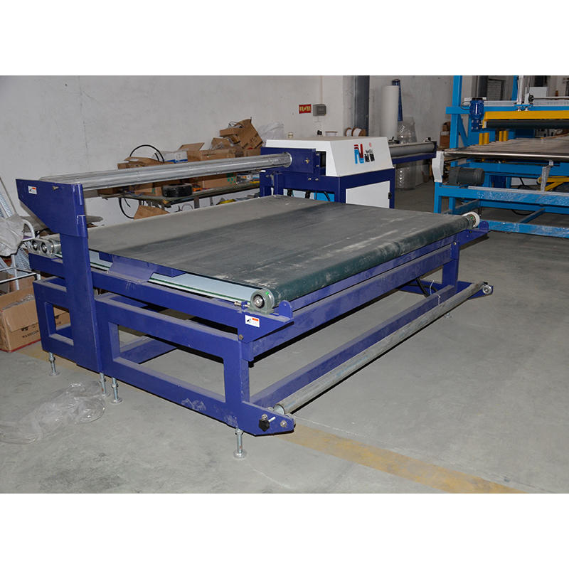 Semi-automatic mattress roll packing machine NG-06R