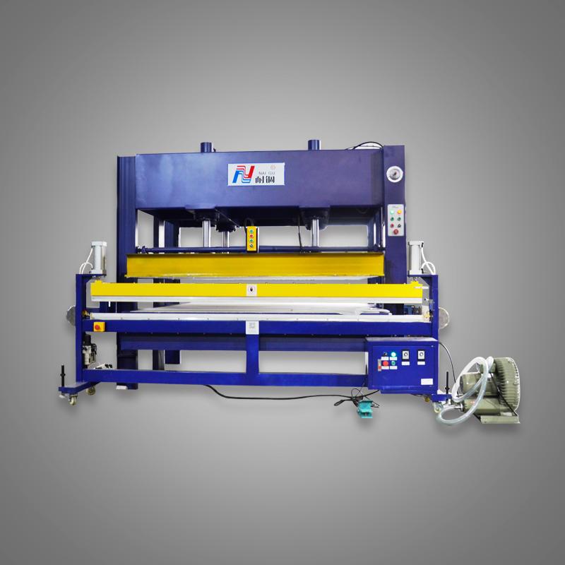 Semi-automatic mattress compressor NG-01M
