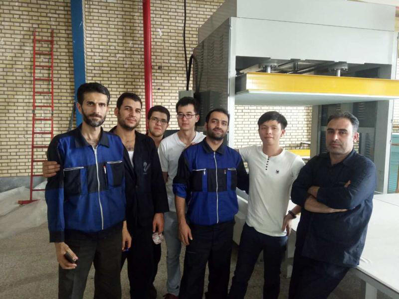Iran customers
