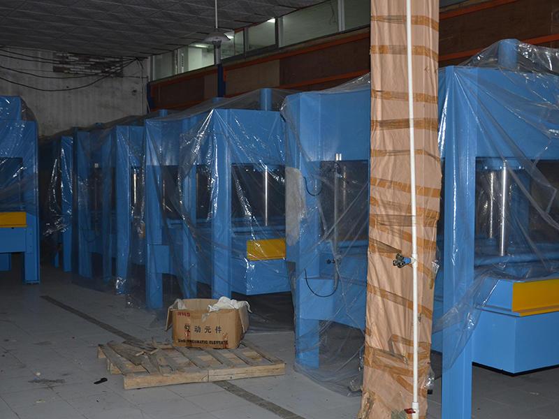 Mechanical storage workshop