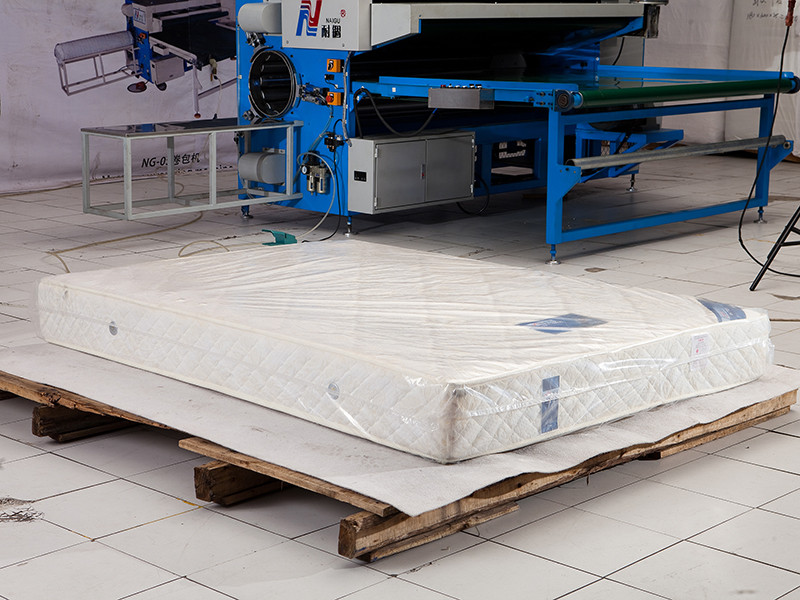 NAIGU technical mattress bagging machine easy to operation for seal film-8