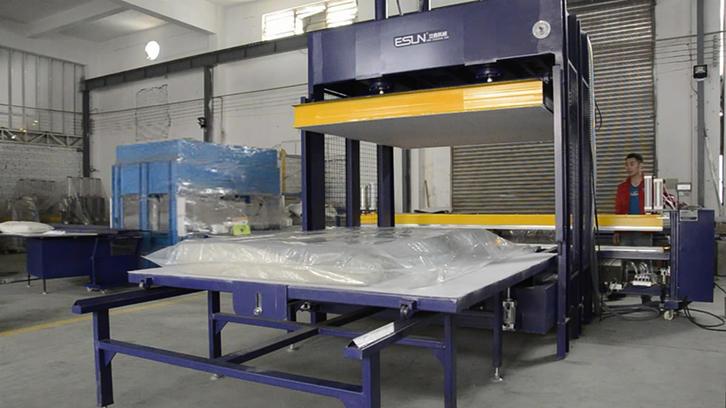 NG-31M Foam automatic compression machine