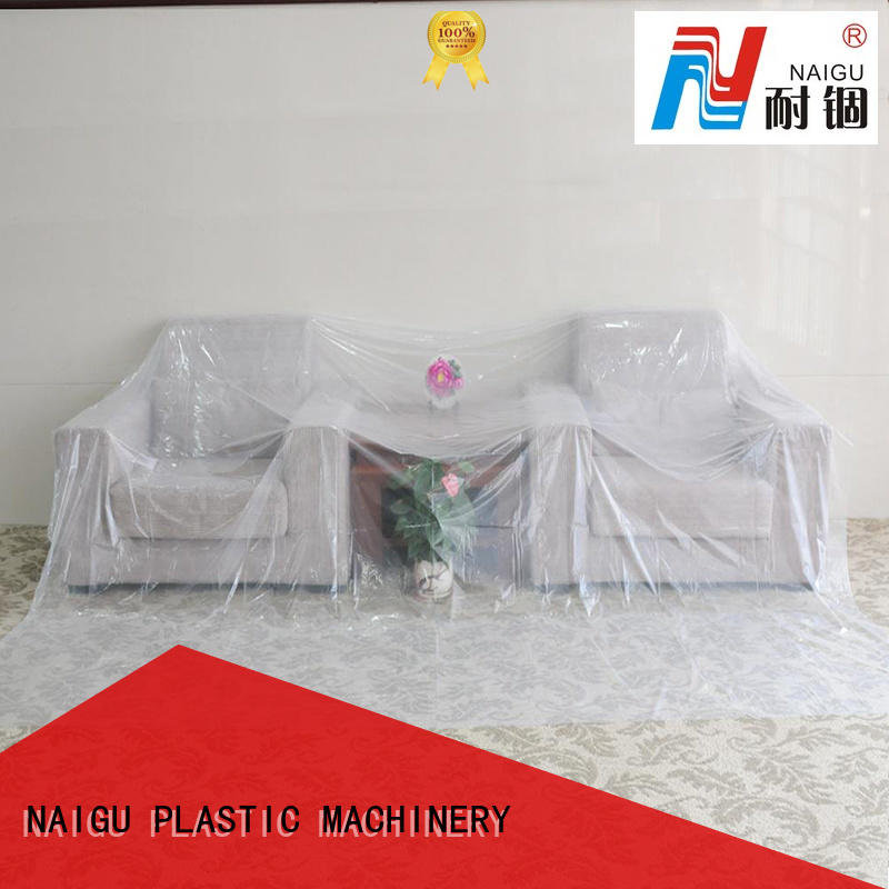 durable polythene cover personalized for painting