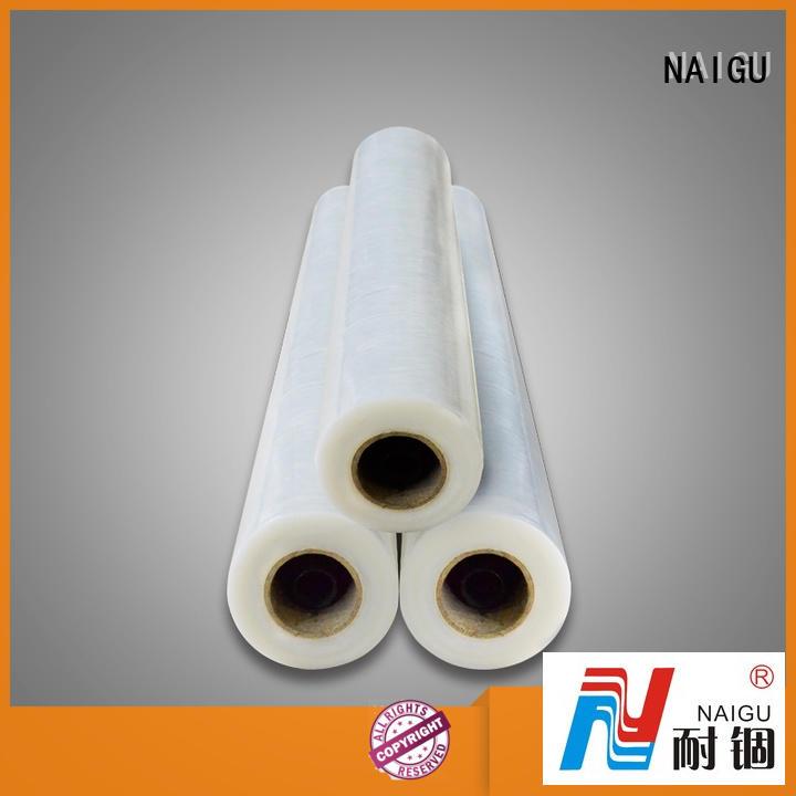 NAIGU pe film supplier for bag making