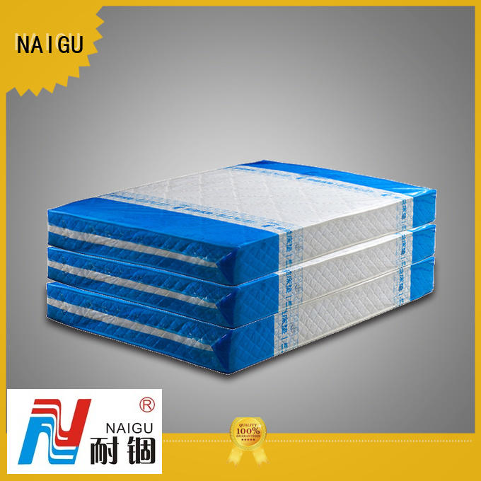 waterproof plastic mattress bag with good price for single mattresses