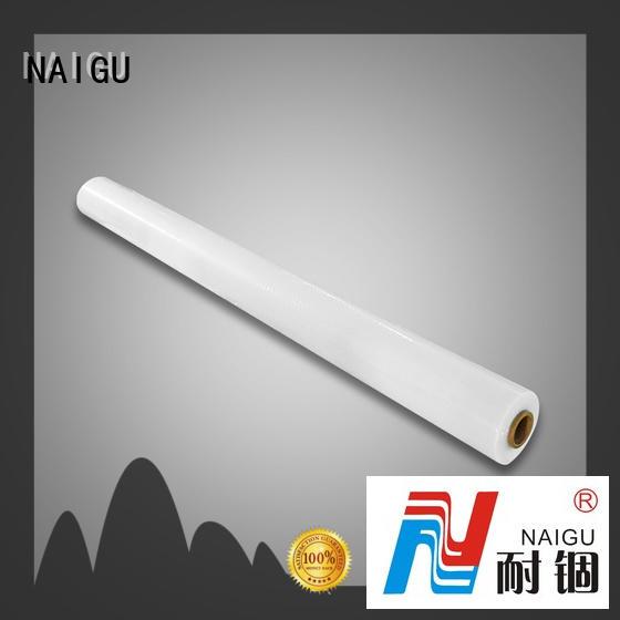 NAIGU polyethylene film supplier for plastic industry