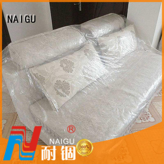 good transparency protection sofa arm covers NAIGU manufacture