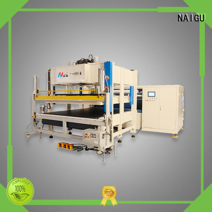ng17r mattress folding machine high efficiency for latex mattresses NAIGU