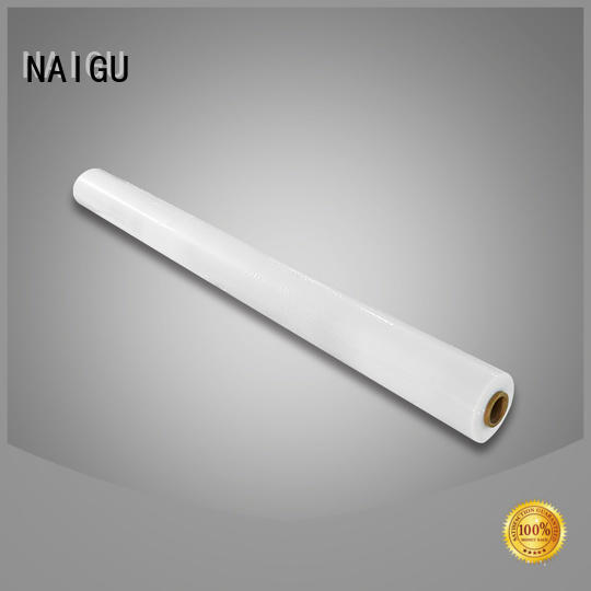 NAIGU standard Pe plastic film supplier for mattress wrapping,
