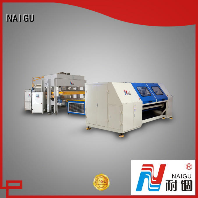 NAIGU mattress rolling machine easy to operation for spring mattresses