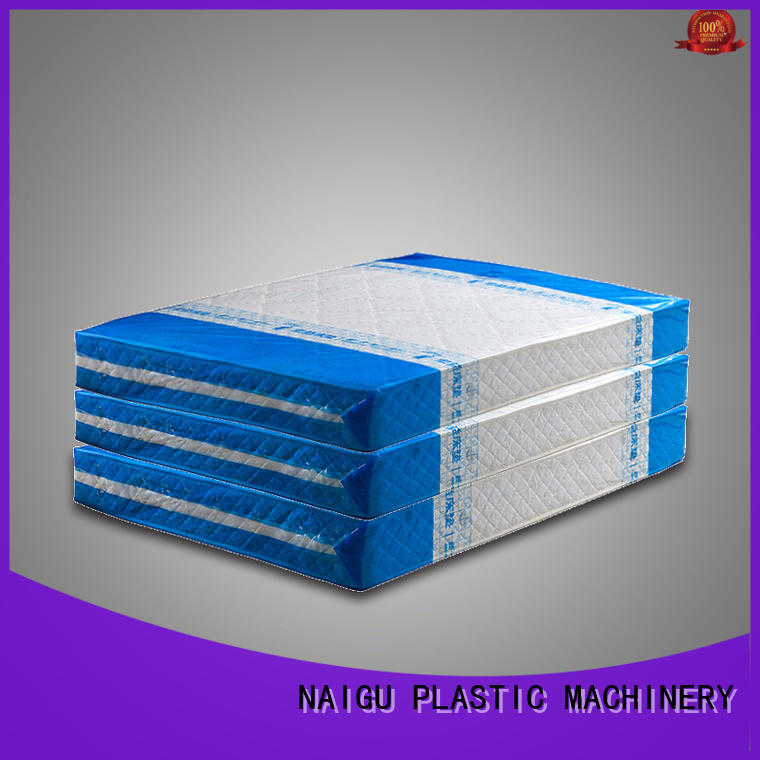NAIGU good quality Mattress bag factory for mattresses