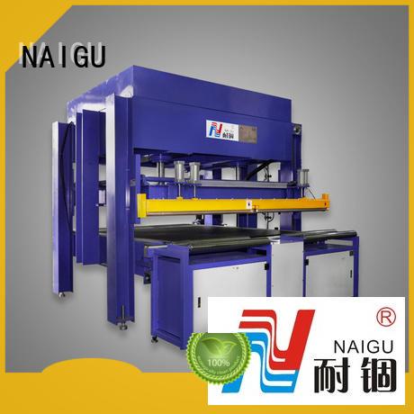 NAIGU adjustable Mattress compression machine factory price for plant