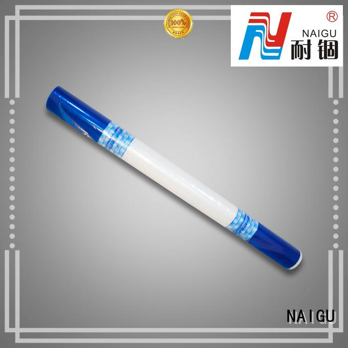 NAIGU non-toxic polyester film personalized for packaging