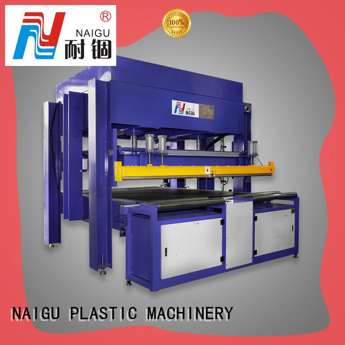 adjustable pillow pressing machine directly sale for plant