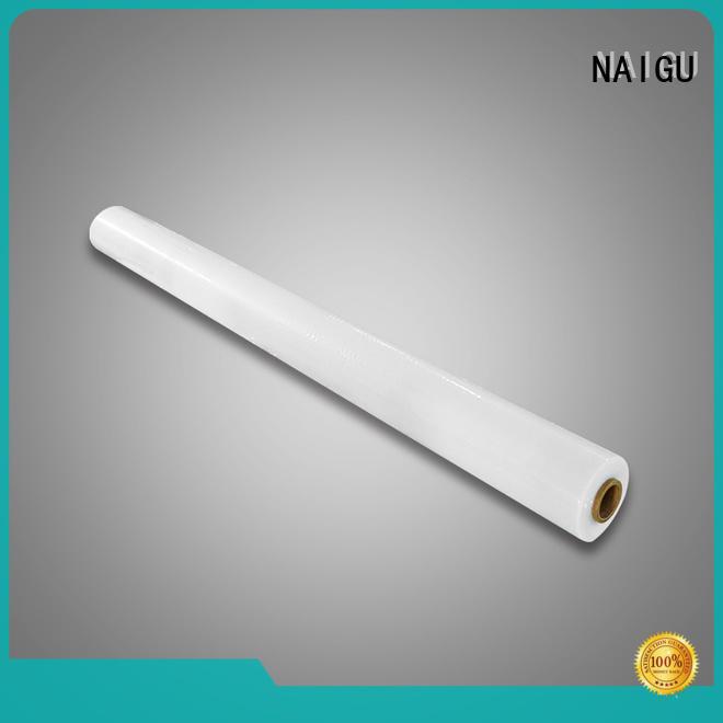 NAIGU Pe plastic film supplier for mattress wrapping,