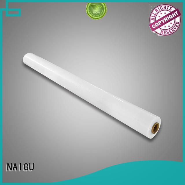 clear polyethylene film polymer compound Pe plastic film protective NAIGU Brand