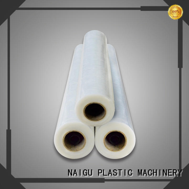 NAIGU standard pe film supplier for printing packaging