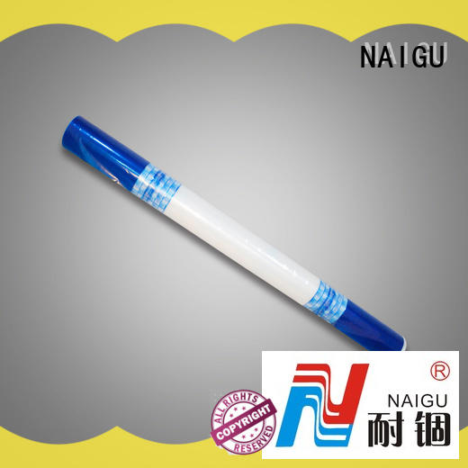 NAIGU polyester film factory price for wrapping