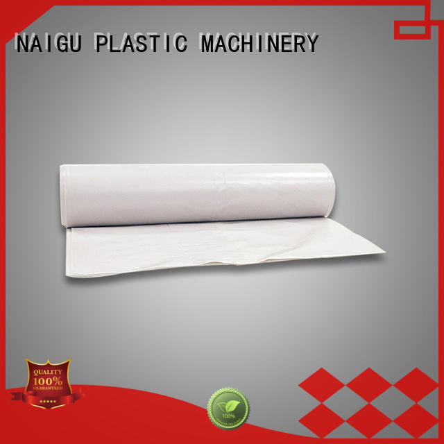 Agricultural film mulch for sowing NAIGU