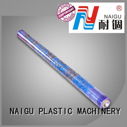 colorful printed film factory price for FMCG categories