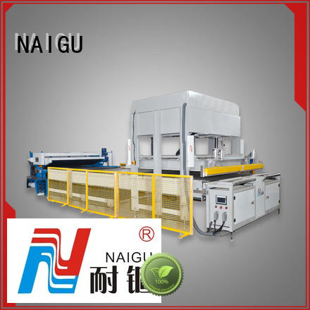 NAIGU cost-effective mattress production machines promotion for pocket spring mattresses