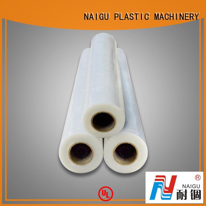 NAIGU polyethylene film online for mattress wrapping,