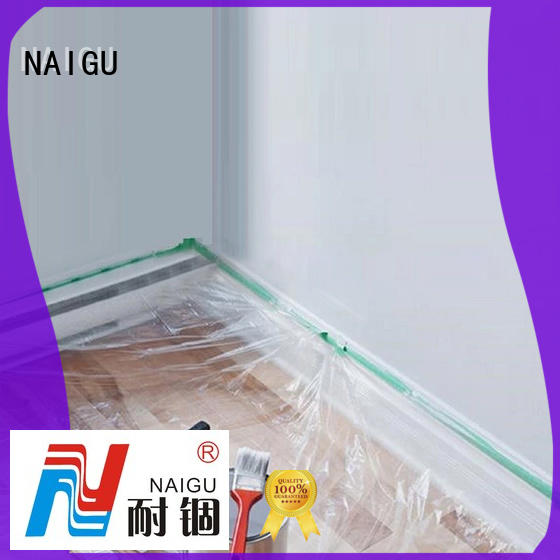 Wholesale block blackout window film prevent NAIGU Brand