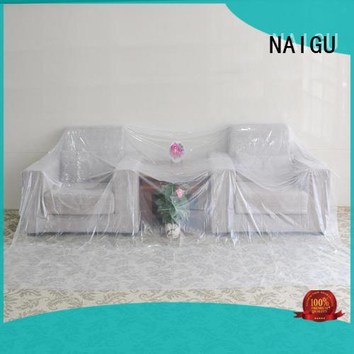 NAIGU polythene cover supplier for prevent dust