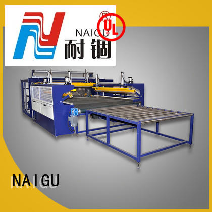 adjustable mattress bagging machine online for non-woven