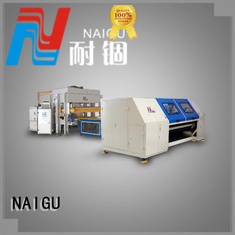 automatic compressor mattress production machines equipment NAIGU company