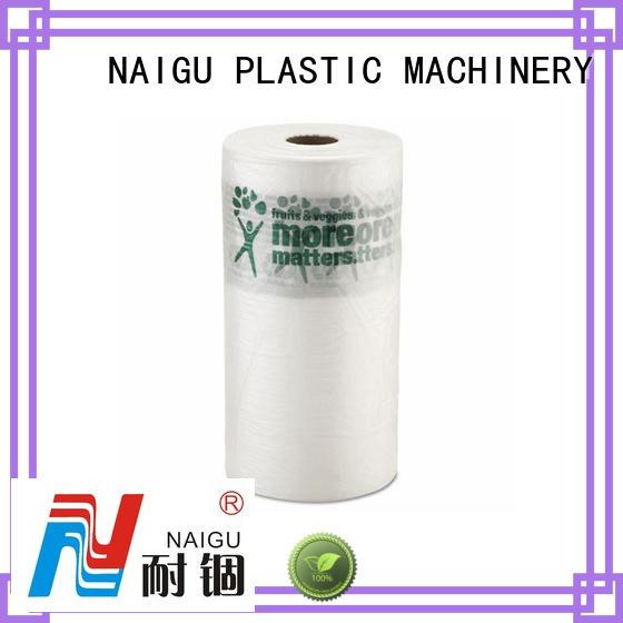 Quality NAIGU Brand big convenient Plastic bag roll