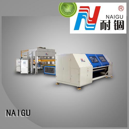NAIGU Mattress compression machine wholesale for sponge mattresses