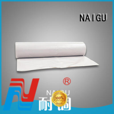 sowing greenhouse NAIGU Brand plastic mulch factory