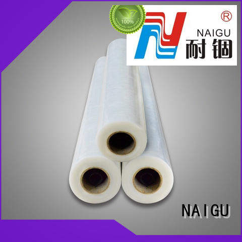 good quality pe film factory price for hardware industry