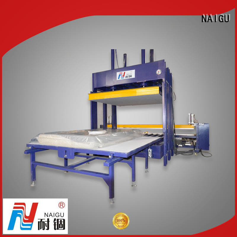 adjustable Mattress compression machine online for workshop