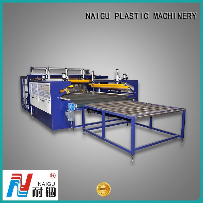 NAIGU Mattress packing machine easy to operation for seal film
