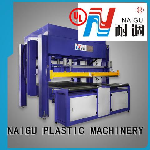 NAIGU waterproof pillow pressing machine directly sale for workshop