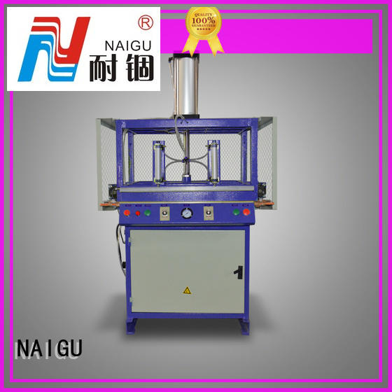 NAIGU waterproof automatic compression machine factory price for factory