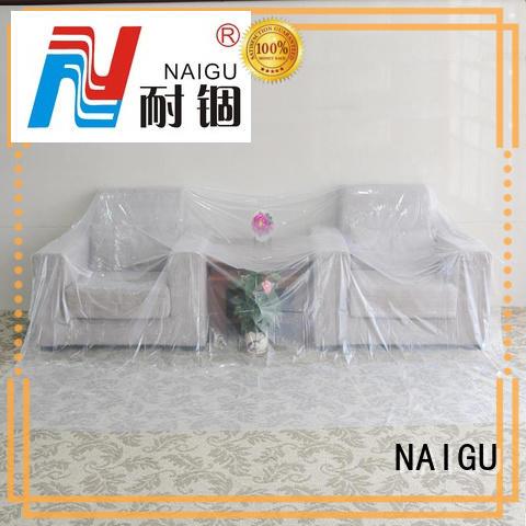 NAIGU Polythene sheet supplier for prevent dust