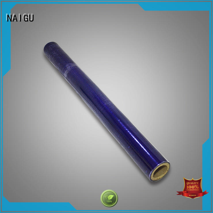 clear pvc film decorative various types polyvinyl NAIGU Brand
