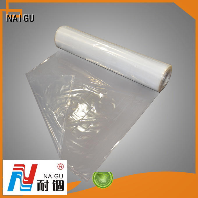 NAIGU durable plastic shopping bags wholesale for storage