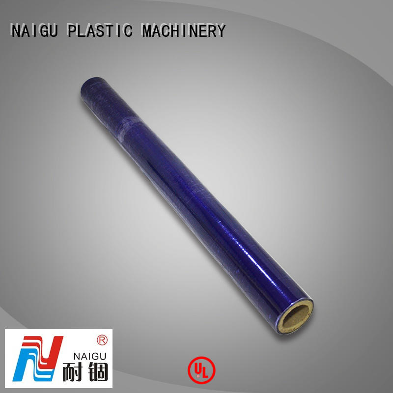 NAIGU eye-catching Pvc film promotion for packaging