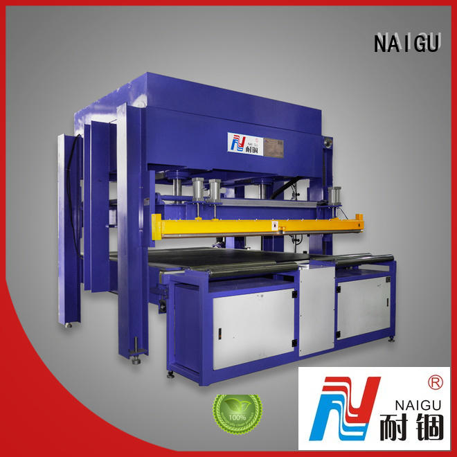 automatic pillow pressing machine factory price