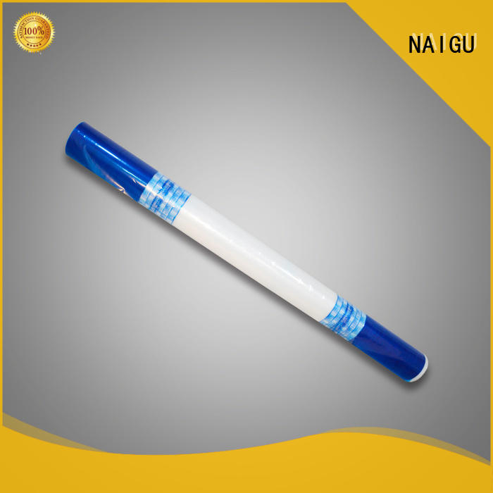 NAIGU PVC printed film supplier for packaging