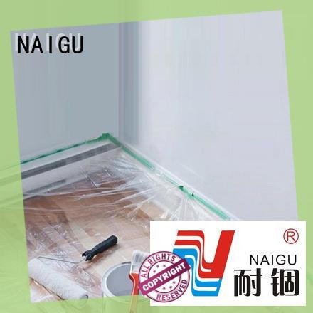 NAIGU decorative films supplier for moving