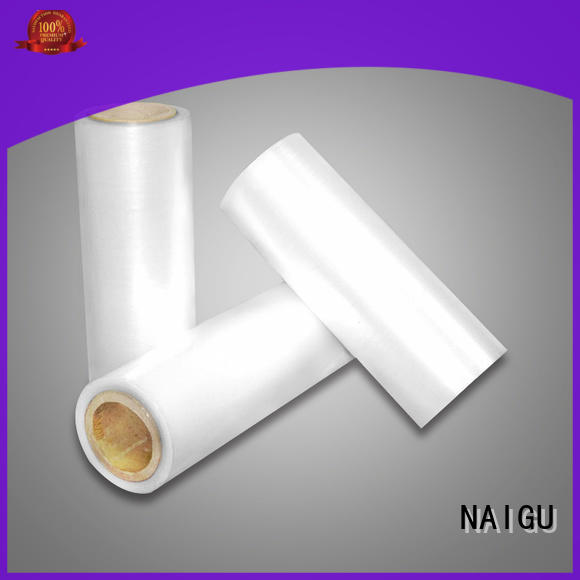 high puncture resistance Pe shrink film factory price for sale packaging