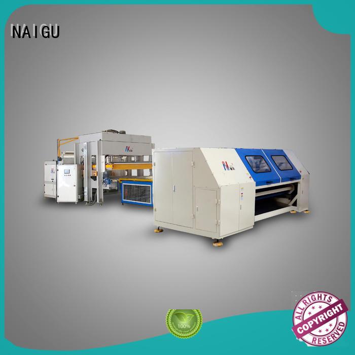 system-seal sides mattress production machines equipment machine NAIGU company